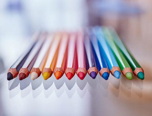 Învățarea cu ajutorul culorilor